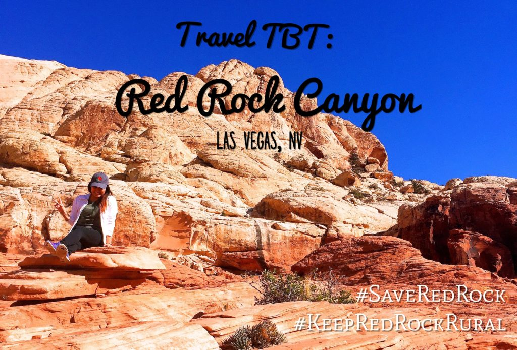 Travel TBT: Red Rock Canyon